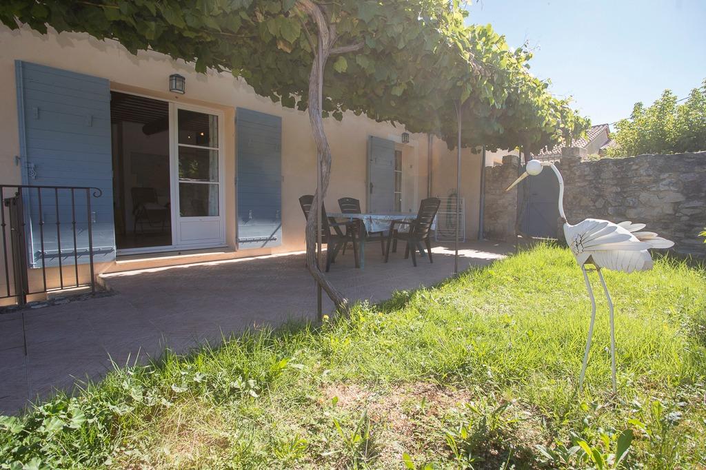 vive les vacances sous la vigne vierge  - Location de vacances - Malemort-du-Comtat