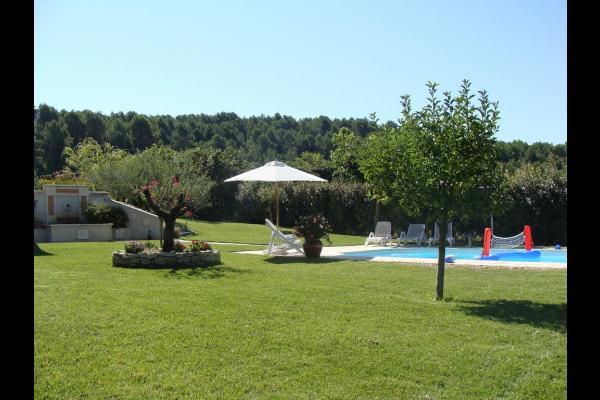 Piscine - Location de vacances - Pernes-les-Fontaines