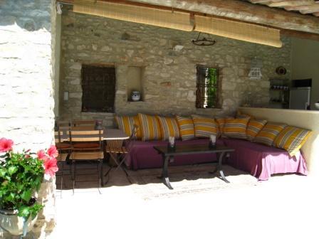 Jacuzzi et piscine - Location de vacances - Saint-Didier