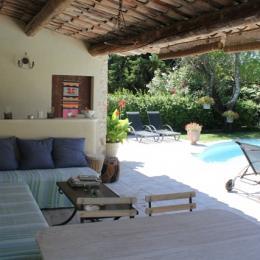 coin détente - Location de vacances - Saint-Didier
