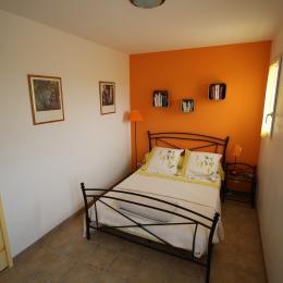 La chambre coté parents - Location de vacances - Bédoin
