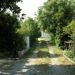 garage dans jardin privatif - Location de vacances - Avignon