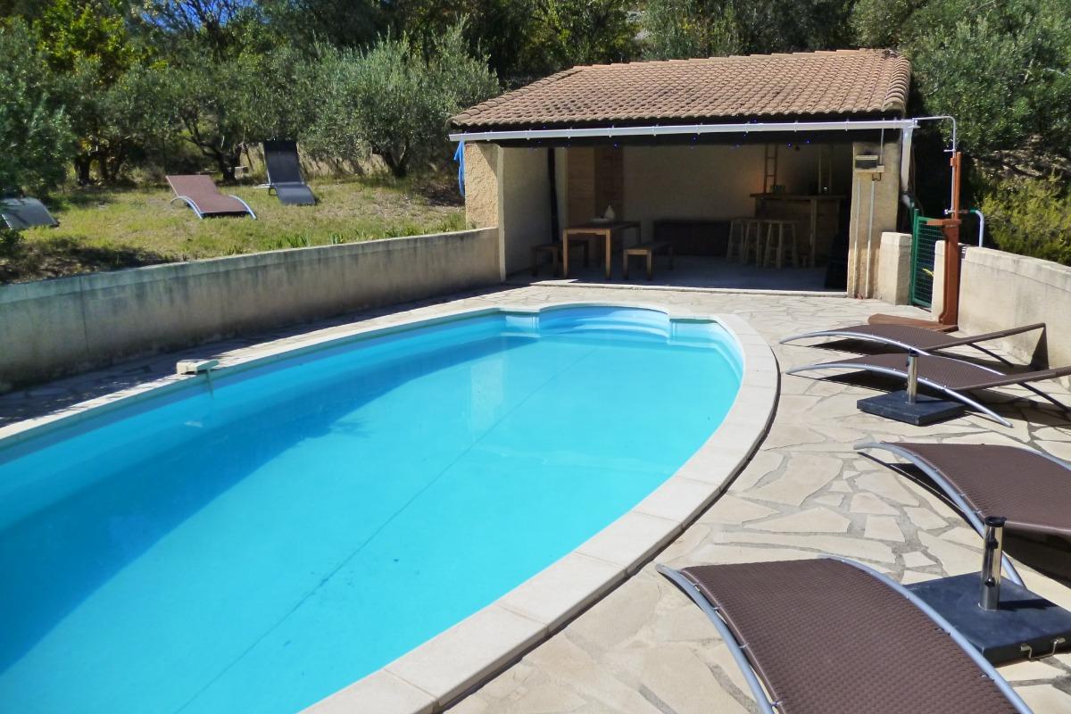 Champs des Lavande, Alentours - Location de vacances - Le Thor