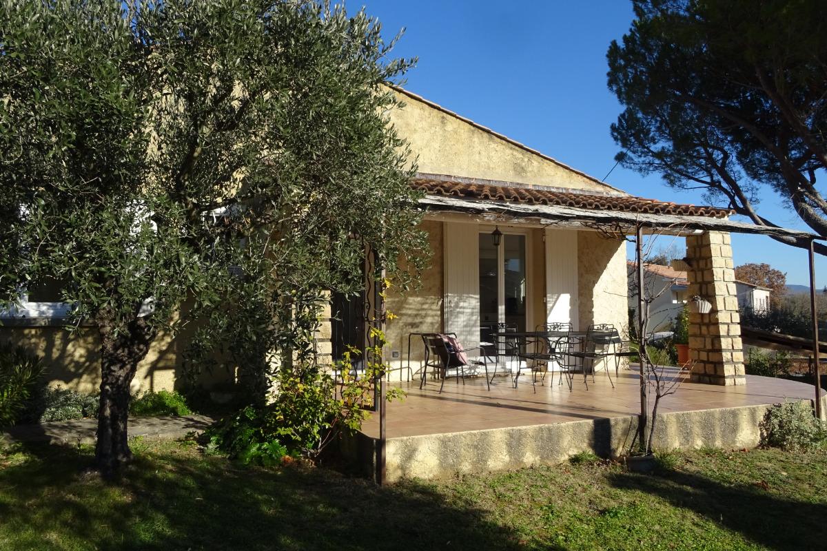 le séjour - Location de vacances - Vaison-la-Romaine