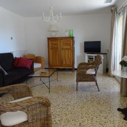 la chambre 1 - Location de vacances - Vaison-la-Romaine