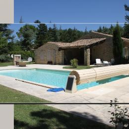 maison de plain pied en pierre de Gordes - Location de vacances - Gordes