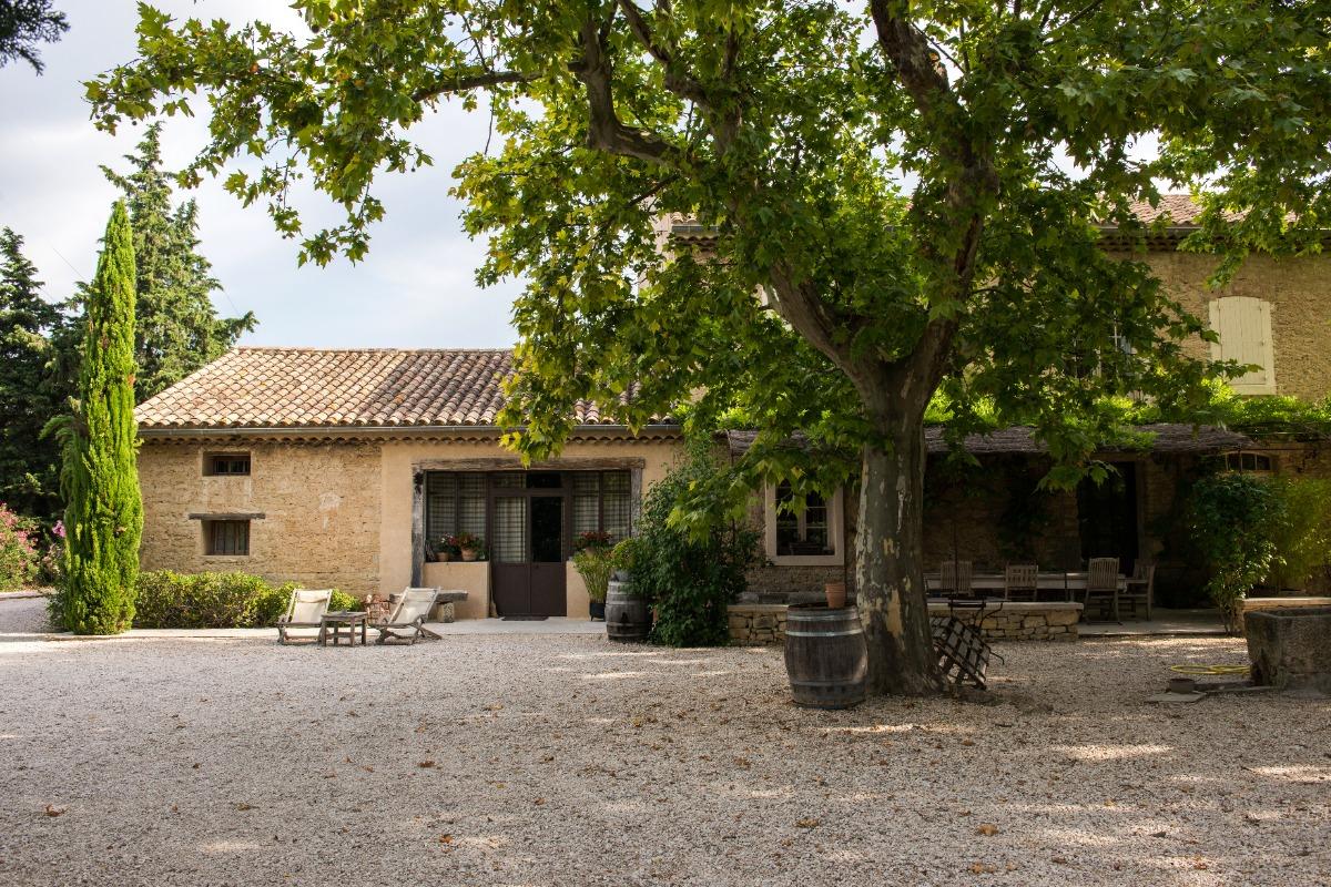 Bienvenue à La Quinsonne, Mas familiale - Location de vacances - Monteux
