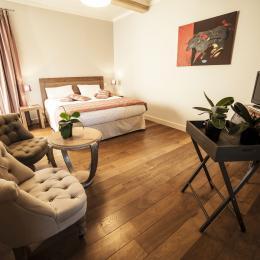 Chambre lit simple - Location de vacances - Monteux