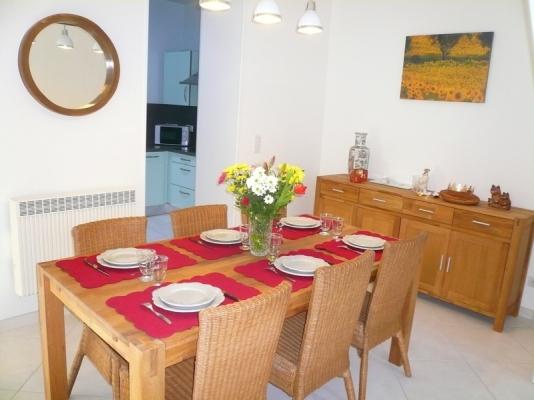Salle à manger... - Location de vacances - Avignon