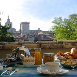 chambre deluxe - Chambre d'hôtes - Avignon