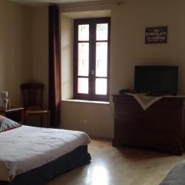 Chambre Ganache - Chambre d'hôtes - Gigondas