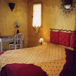 la chambre jaune - Chambre d'hôtes - Viens