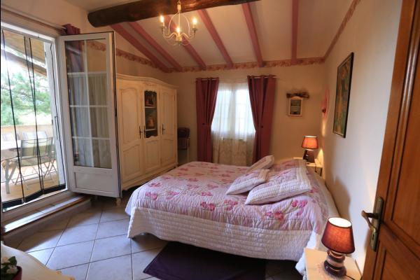 ADT 84 A.HOCQUEL - Chambre d'hôtes - La Motte-d'Aigues