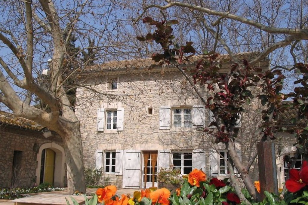 Le Mas des Vertes Rives situé en Provence - Chambre d'hôtes - Châteauneuf-de-Gadagne