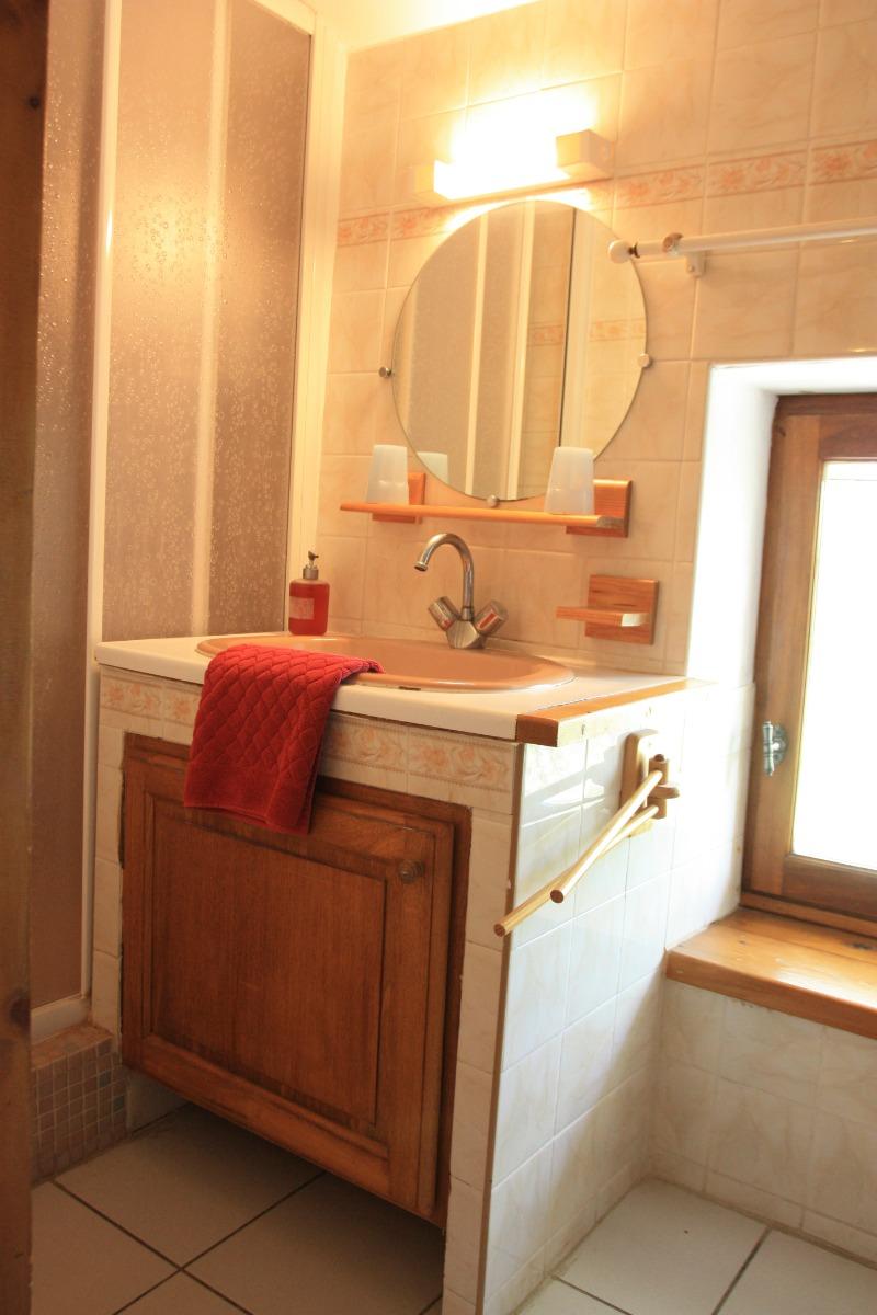 Salle de bain Luberon - Chambre d'hôtes - Châteauneuf-de-Gadagne
