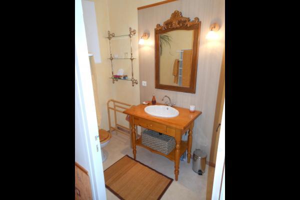 Salle de bain Léa - Chambre d'hôtes - Roussillon