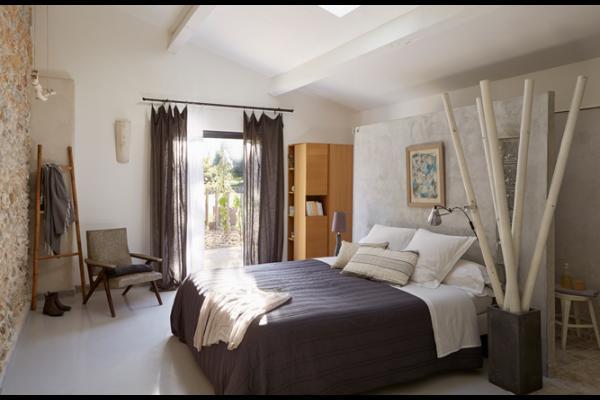 Chambre pour 2 personnes avec terrasse privée . - Chambre d'hôtes - Sarrians