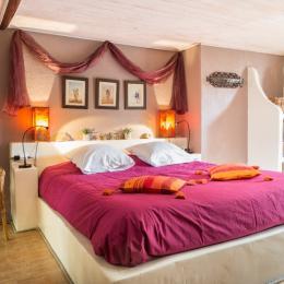 Chambre atlas - Chambre d'hôtes - Avignon