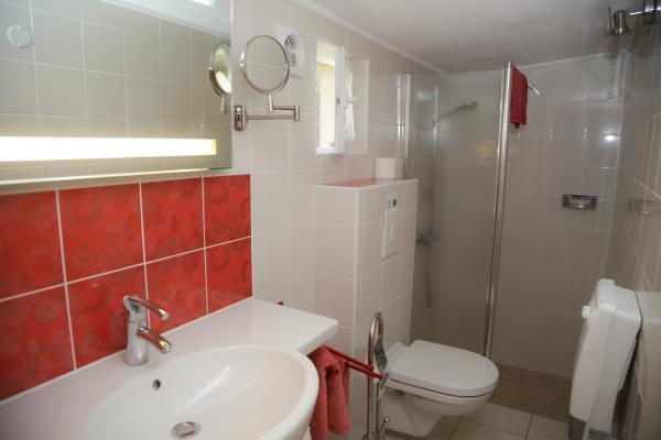 Salle d'eau Petit Luberon - Chambre d'hôtes - L'Isle-sur-la-Sorgue