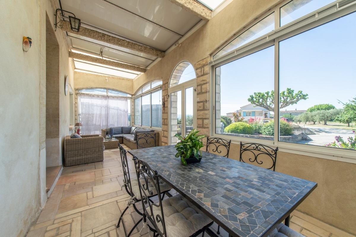 piscine - Location de vacances - Caromb