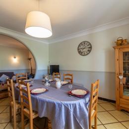 chambre 2 - Location de vacances - Caromb