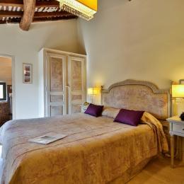 Coin provençal - Chambre d'hôtes - Lagnes