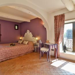 Air de Toscane - Chambre d'hôtes - Lagnes