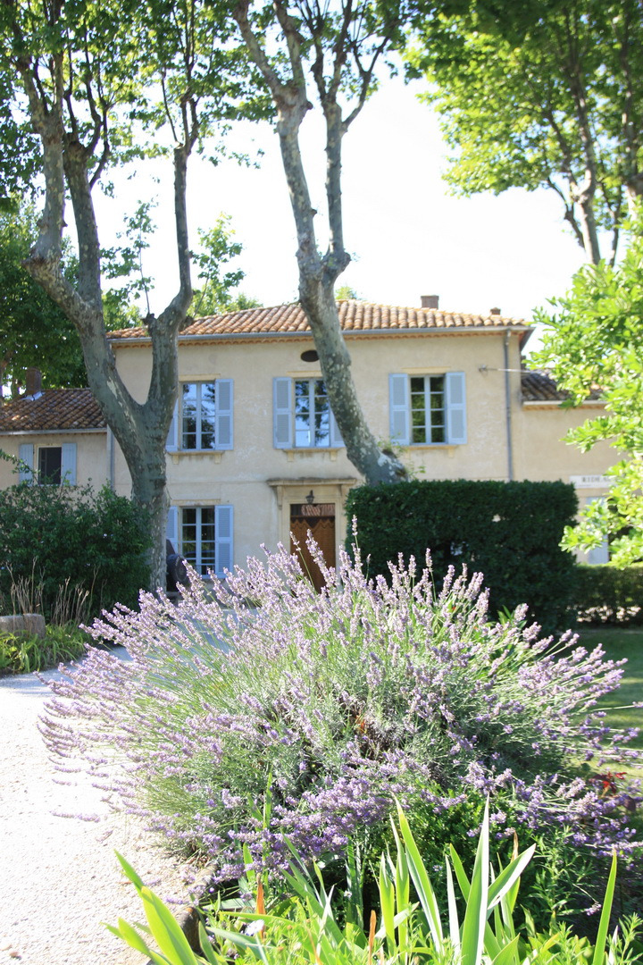 Entrée - Chambre d'hôtes - Avignon Montfavet