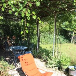 Jardin - Chambre d'hôtes - Avignon Montfavet