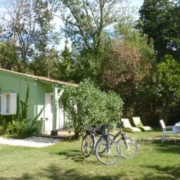 Vue d'ensemble - Location de vacances - Avignon