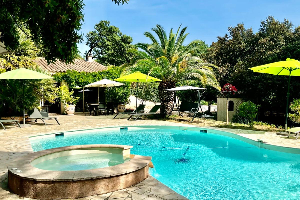 Les Santolines en Provence - Chambre Safran, chambre d\'hôtes ...