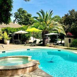 chambre Safran - Chambre d'hôtes - Piolenc