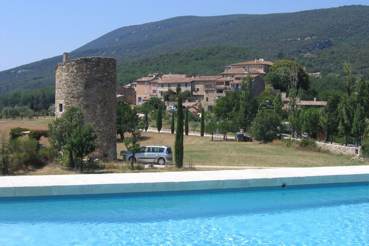 Piscine - Location de vacances - Gignac