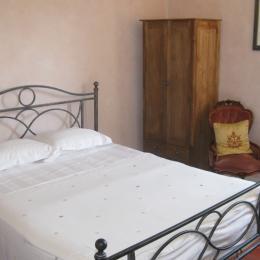 Chambre 4 - Chambre d'hôtes - Mazan