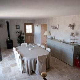 ©Mme GAVAUDAN - Chambre d'hôtes - Puyvert