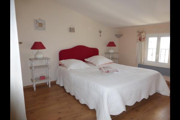 Suite NINON - 1ère chambre - Chambre d'hôtes - Villes-sur-Auzon
