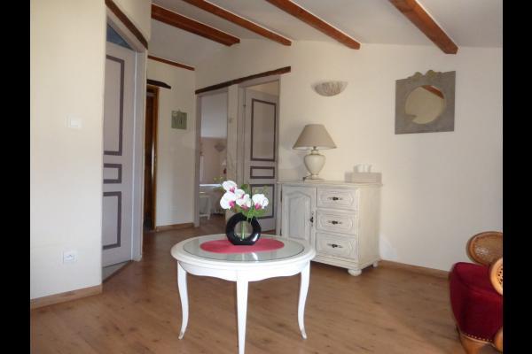 NINON - salon - Chambre d'hôtes - Villes-sur-Auzon