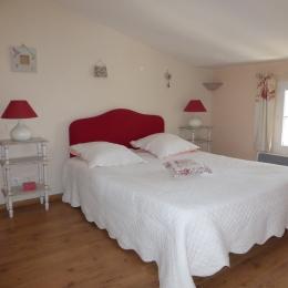 Suite NINON - 1ère chambre - Chambre d'hôte - Villes-sur-Auzon