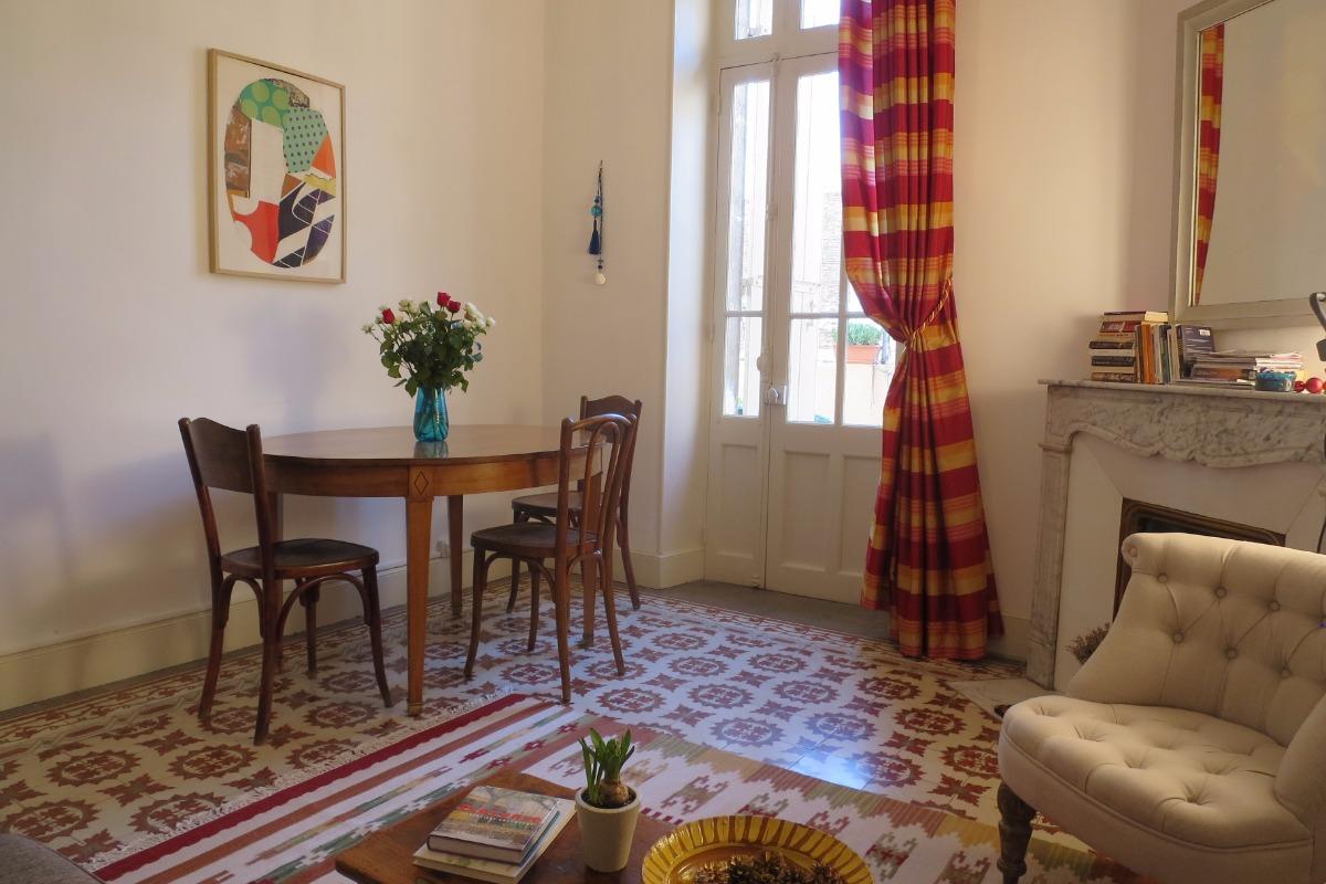 Maison velvet chambre ivoire chambre d 39 h tes avignon cl vacances - Chambres d hotes avignon ...