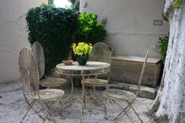 ©Mme BRIZAY - Chambre d'hôtes - Avignon