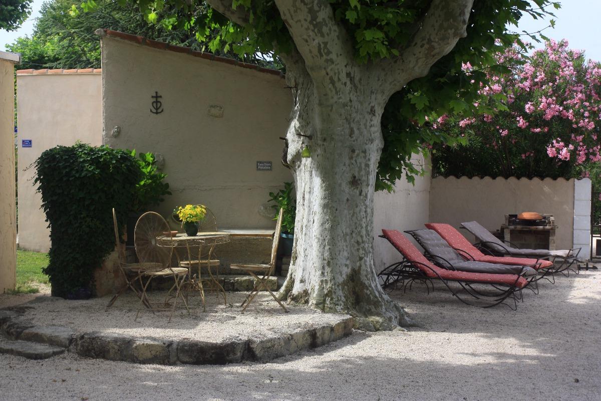 AH/VPA - Chambre d'hôtes - Avignon