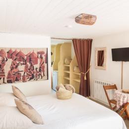 Chambre Batik   - Chambre d'hôtes - Avignon