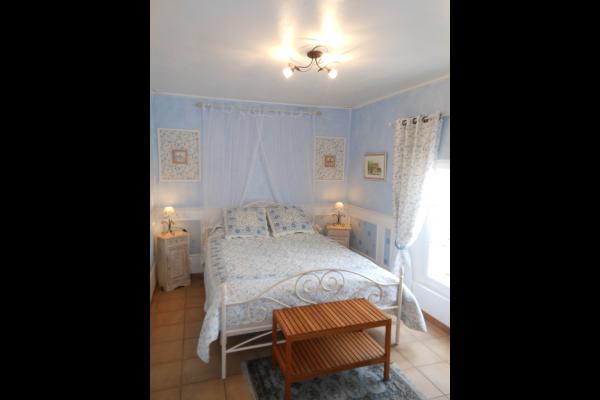 chambre Aurore - Chambre d'hôtes - Roussillon