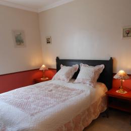 Suite Agnès - chambre principale - Chambre d'hôtes - Roussillon