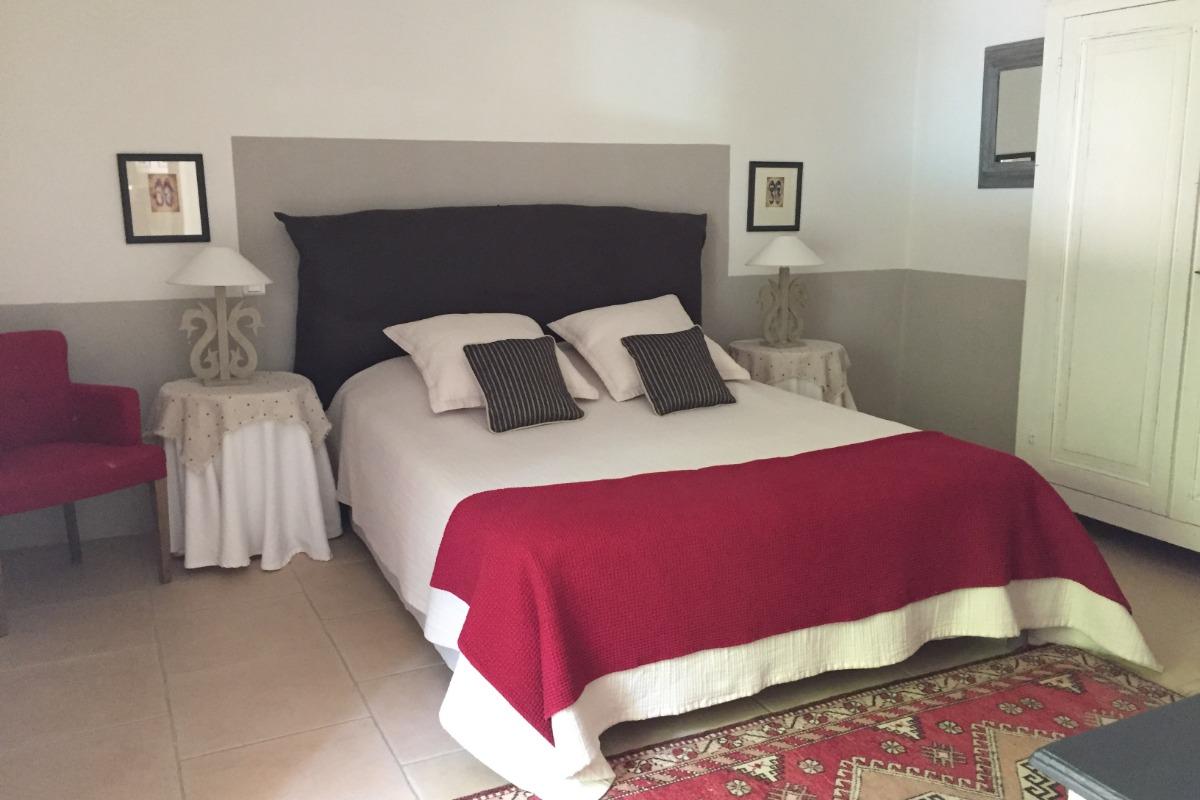 Suite Syrah - partie parents - Chambre d'hôtes - Aubignan