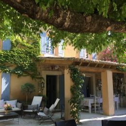 Terrasses  - Chambre d'hôtes - Aubignan