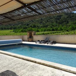La terrasse  - Location de vacances - Ménerbes