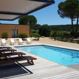 Vue d'ensemble - Location de vacances - Vaison-la-Romaine