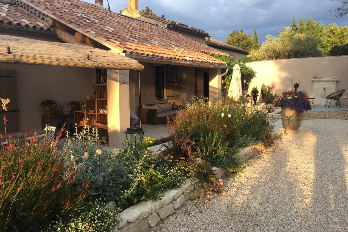©Mme ANDRE - Clos des Garrigues - Chambre d'hôtes - Loriol-du-Comtat