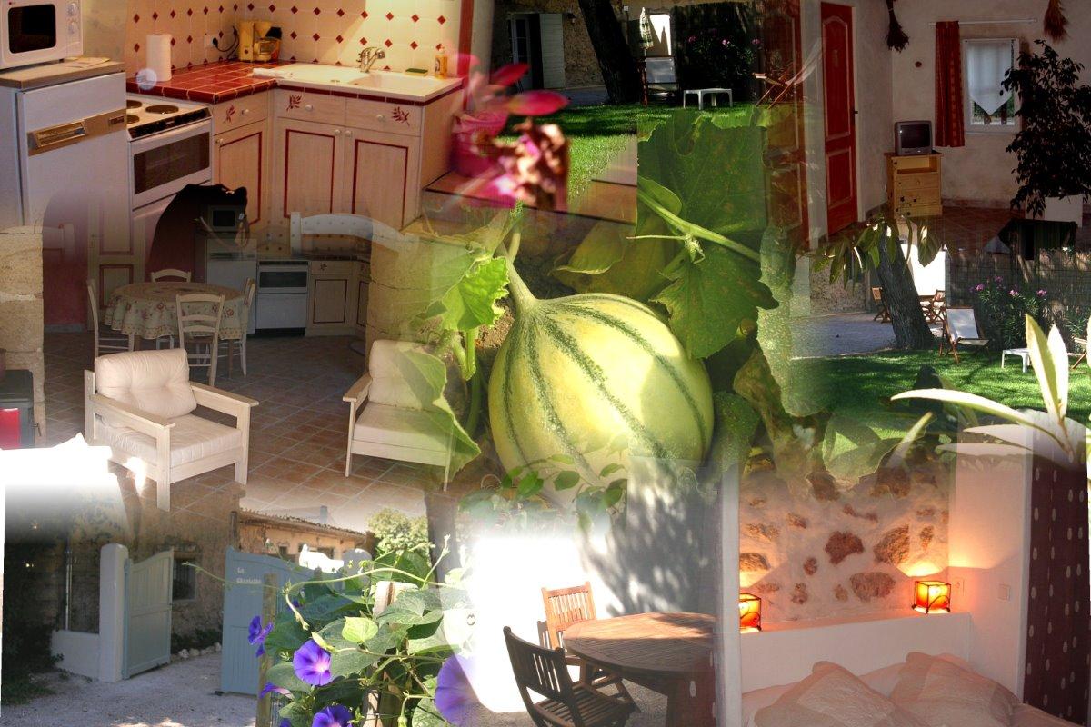 La Chalette un gîte de terroir - Location de vacances - Cheval-Blanc